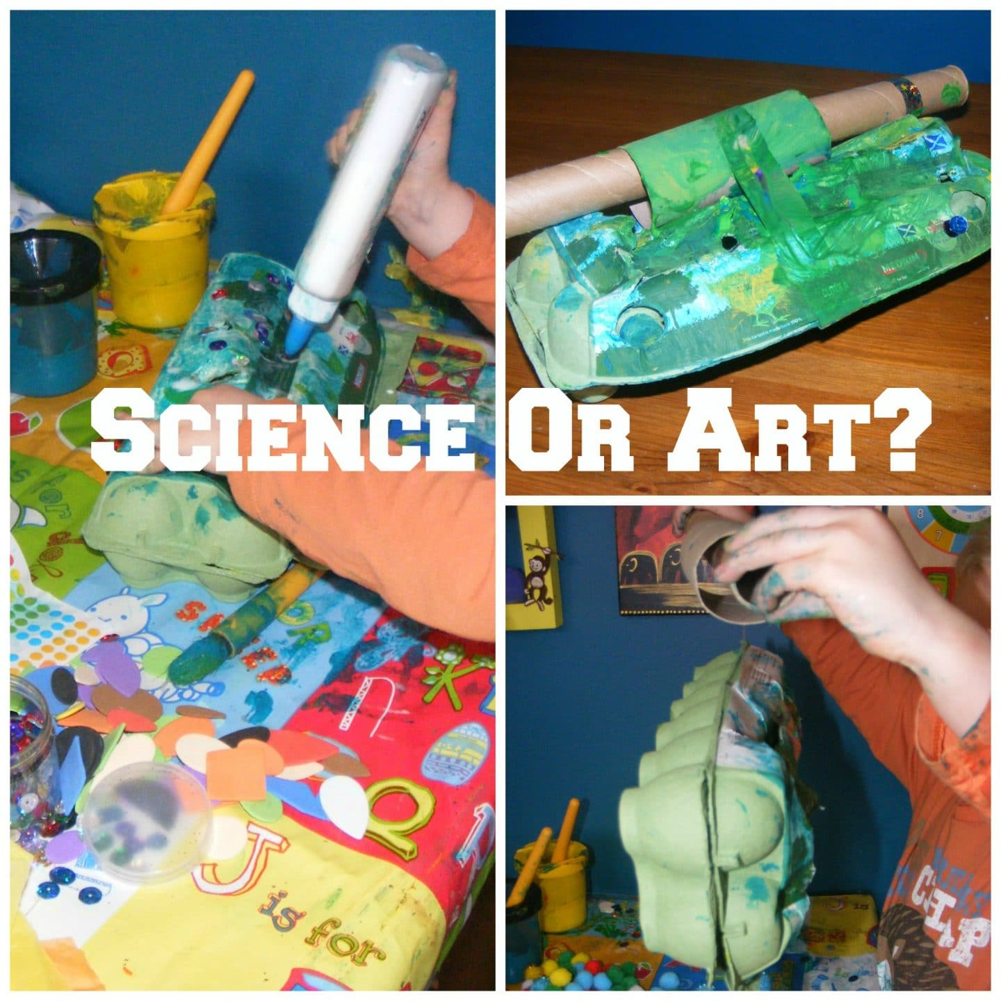 Science or Art?