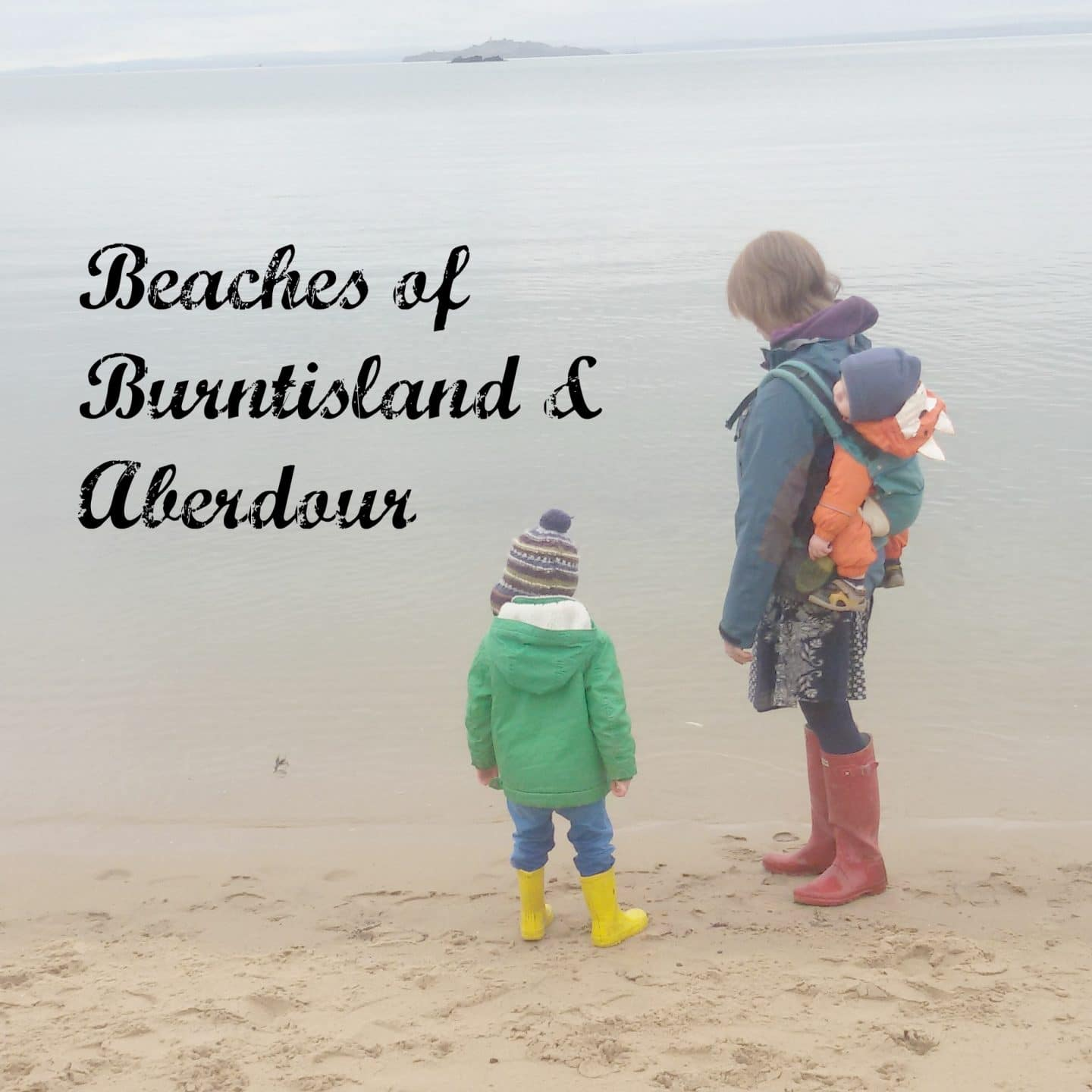 Burntisland and Aberdour Beaches