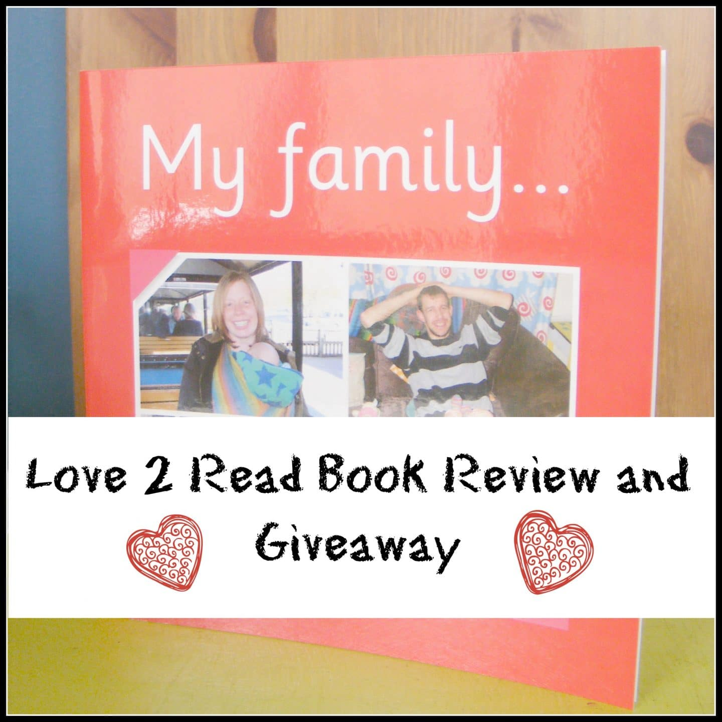 Love2Read Book Review and Giveaway