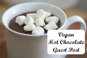 Vegan Hot Chocolate Recipe – Guest Post