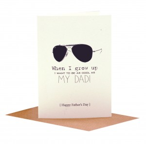 Sunglasses Fathers Day white Cut Out £4.50 www.madewithlovedesigns.co.uk