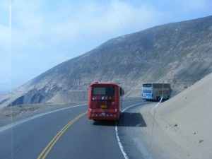 Buses to Trujillo