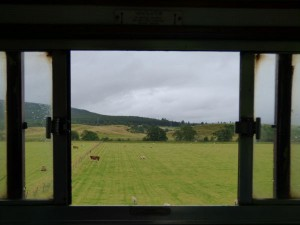 View train window