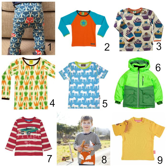 b2f5a6359e6f0 10 Bright Boys Clothes Brands - Monkey and Mouse