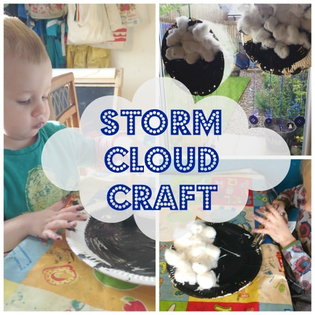 storm cloud craft