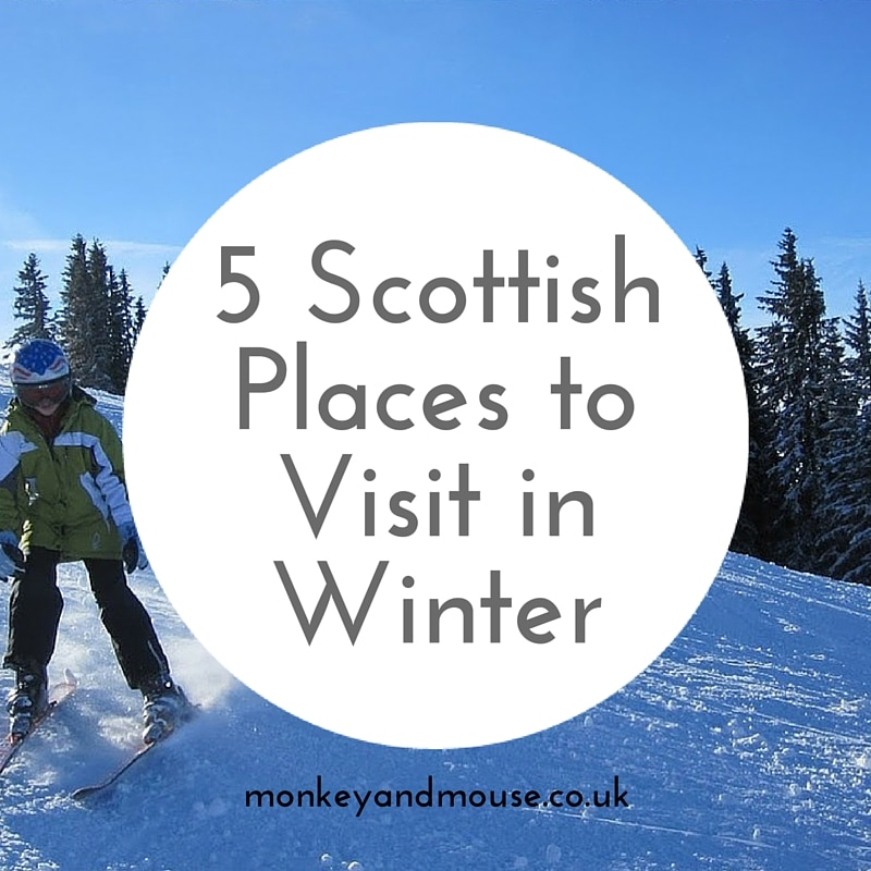 5 Scottish Places to Visit in Winter