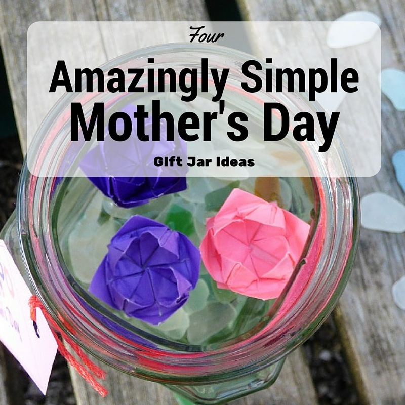 4 Amazingly Simple Mother S Day Jars Monkey And Mouse