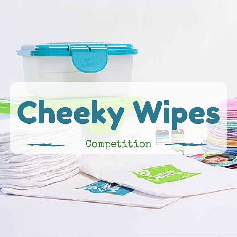cheeky wipes competition
