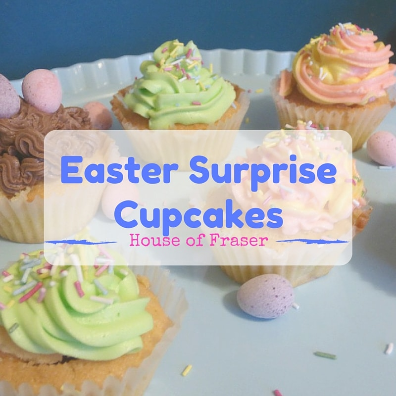 Easter Baking With House of Fraser