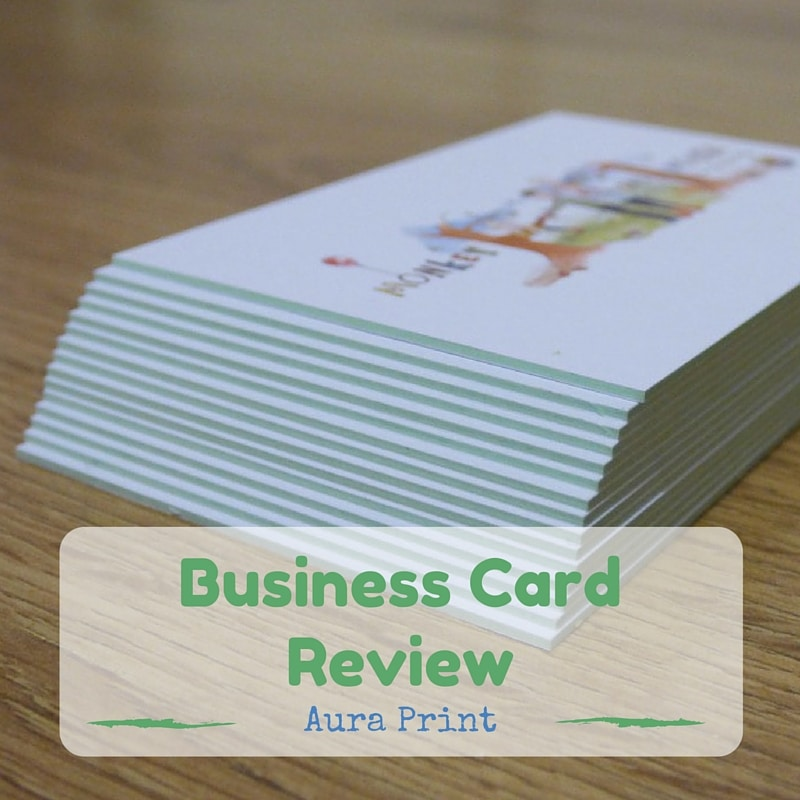 Business Card Review