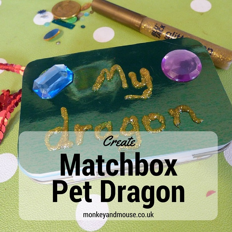 Matchbox dragon