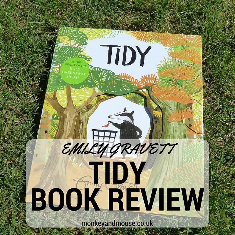 Tidy book review