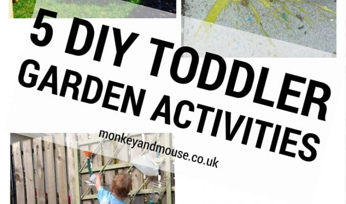 toddler garden activities