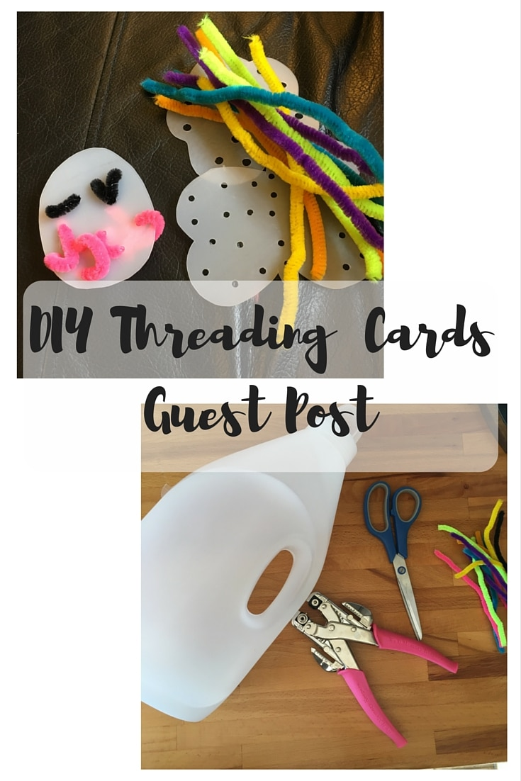 DIY Threading CardsGuest Post