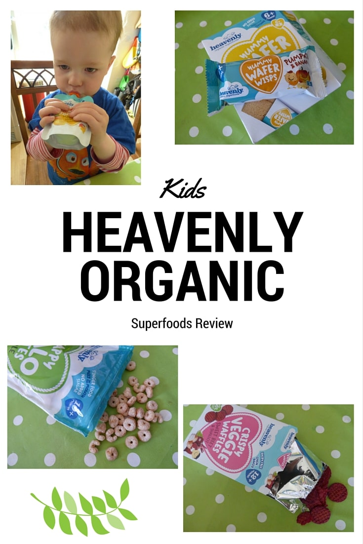 Heavenly organic superfood