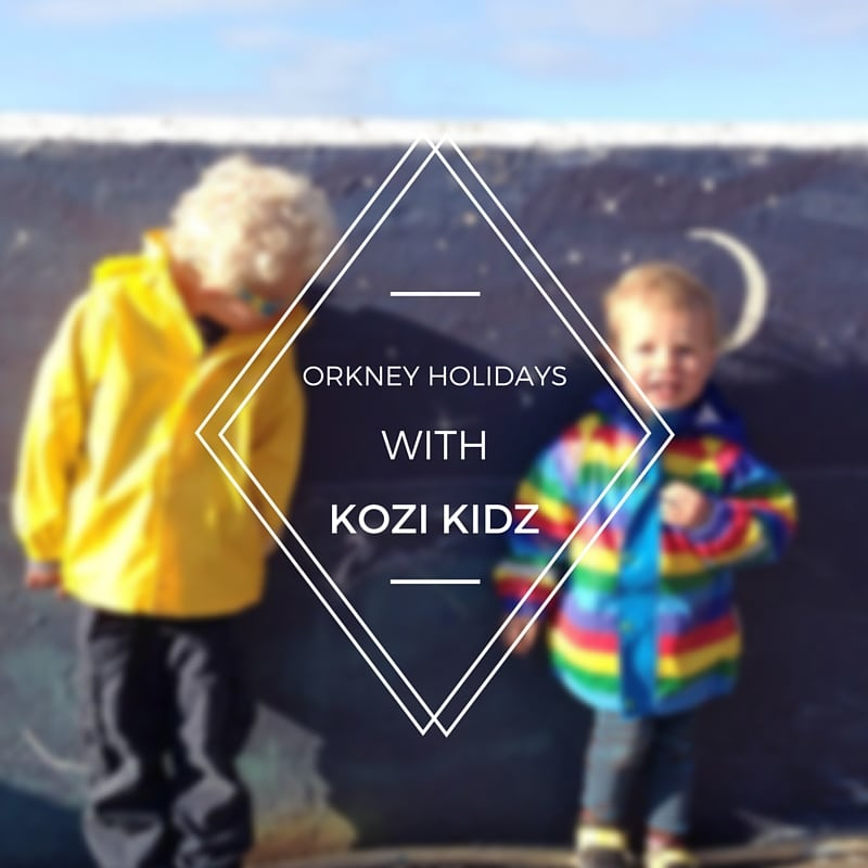Kozi kidz review