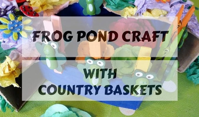 frog pond craft