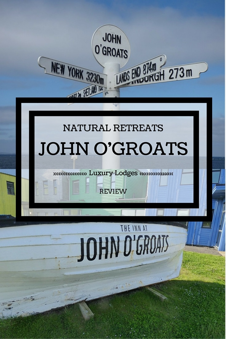 Natural Retreats Lodges At John O'Groats