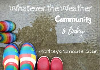 Whatever The Weather #57