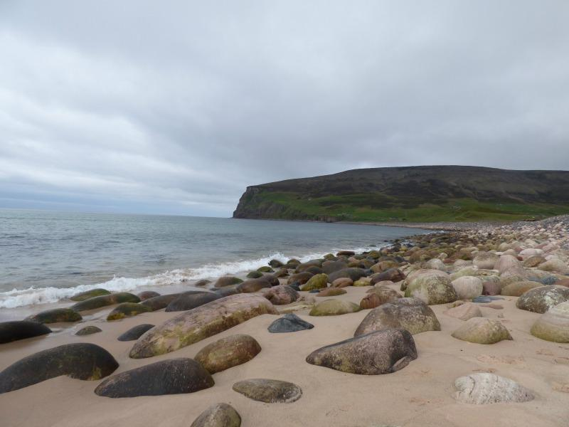Travelling to Hoy Orkney Isles
