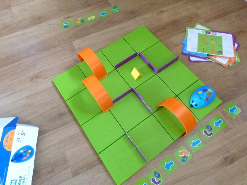 Learning Resources Robot Mouse Review Monkey and Mouse blog