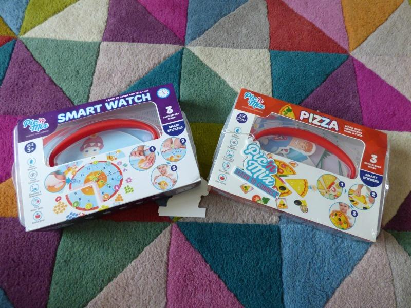 Picnmix Educational Games