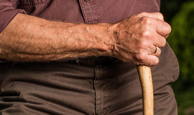 Breaking the barriers of old age and remembering what it means