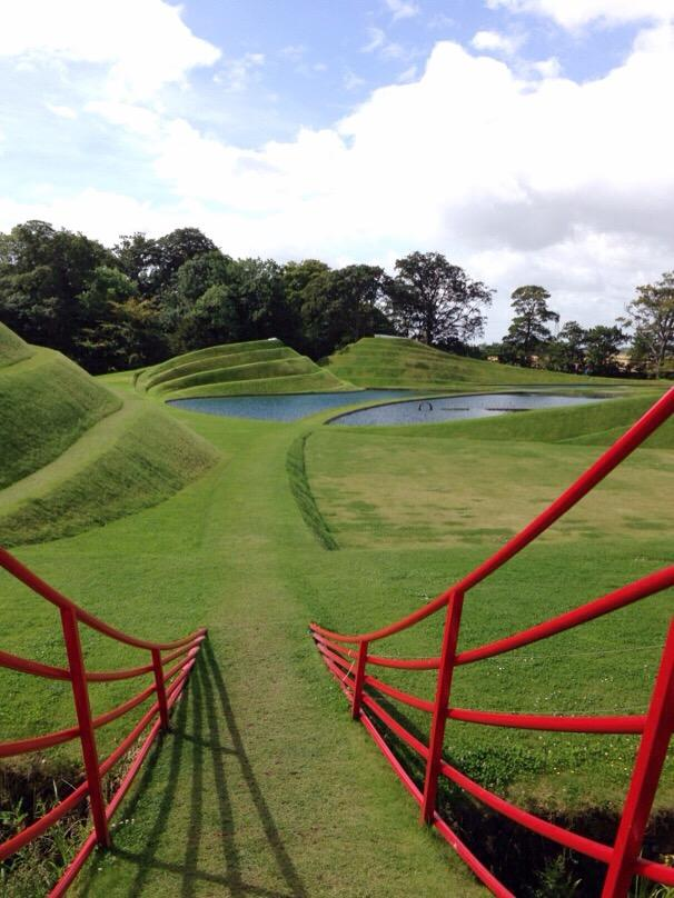 family days out in Scotland, Jupiter Artland