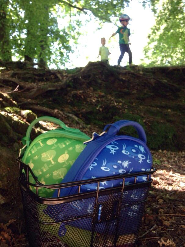 A woodland adventure with our Bibetta neoprene bags