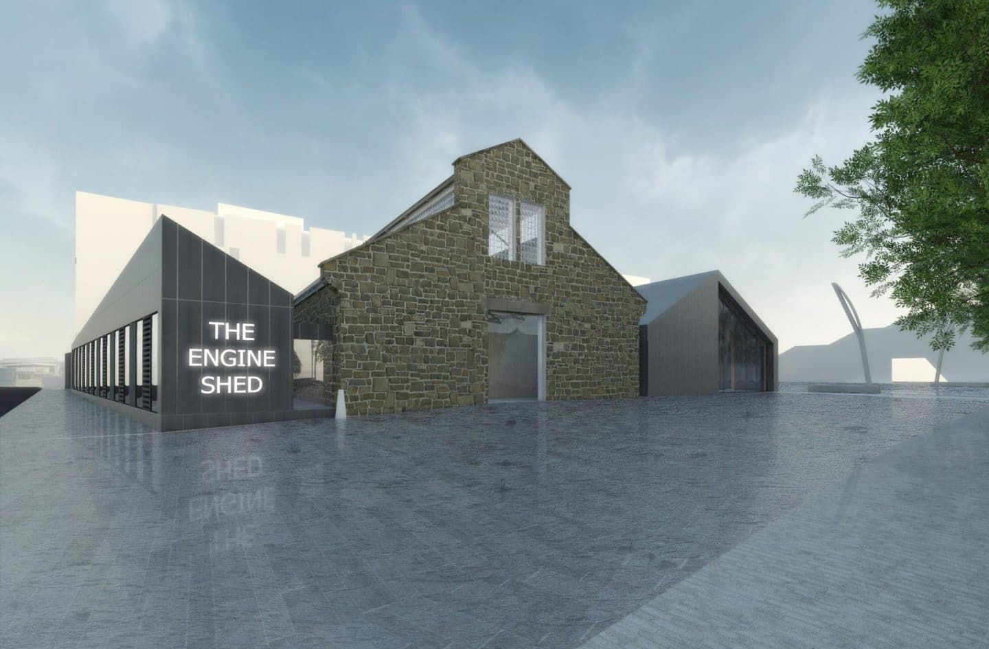 The Engine Shed Stirling