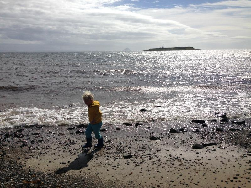 Seal Shore Campsite – Arran