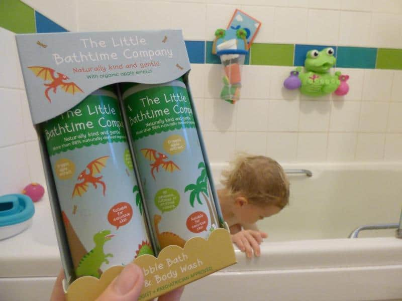 The Little Bathtime Company