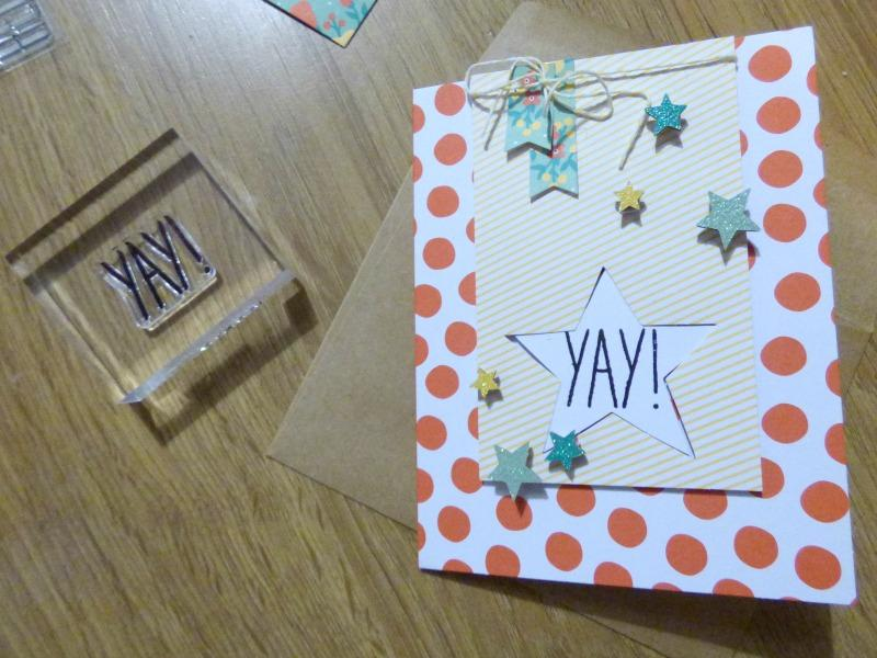 Stampin' Up! UK Review and Competition