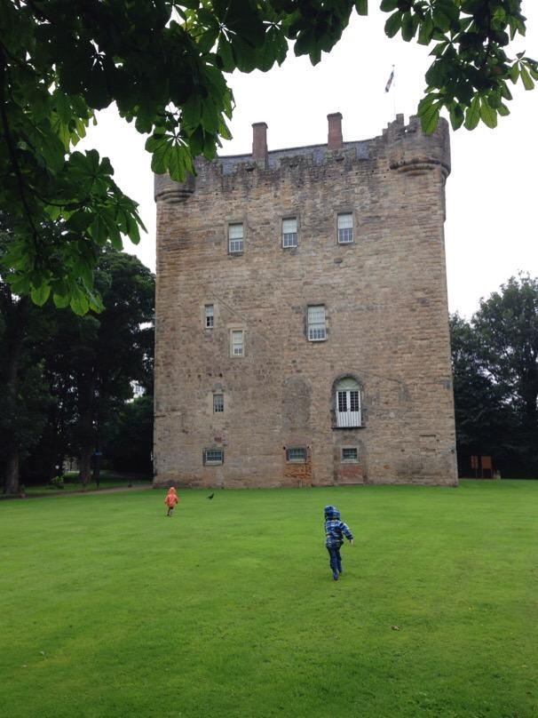 A Visit To Alloa Tower