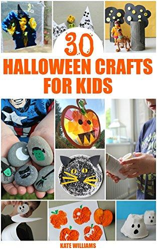 30 Halloween crafts for kids
