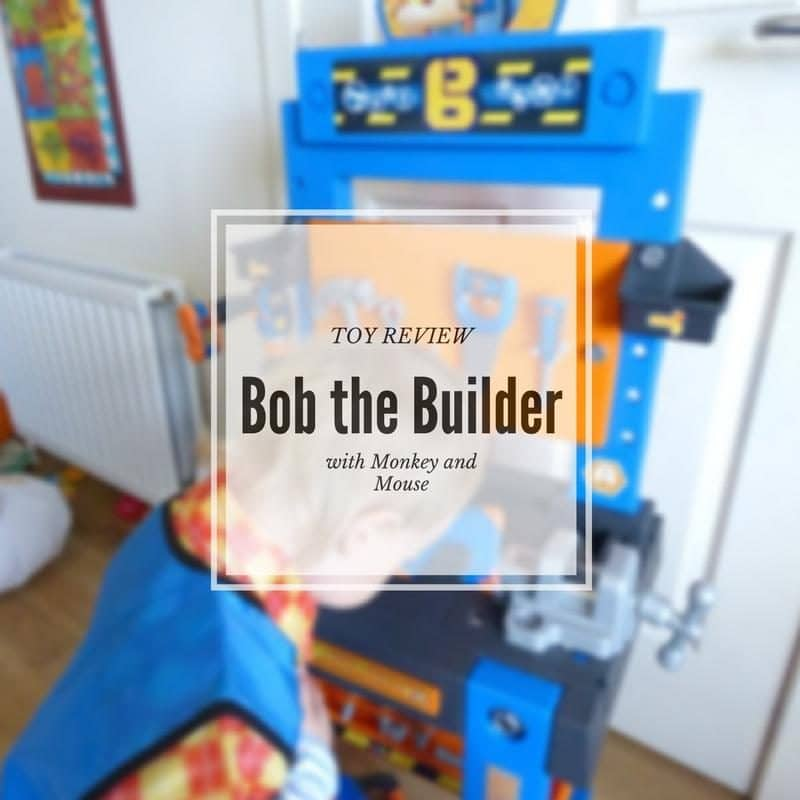 Bob the builder toy review