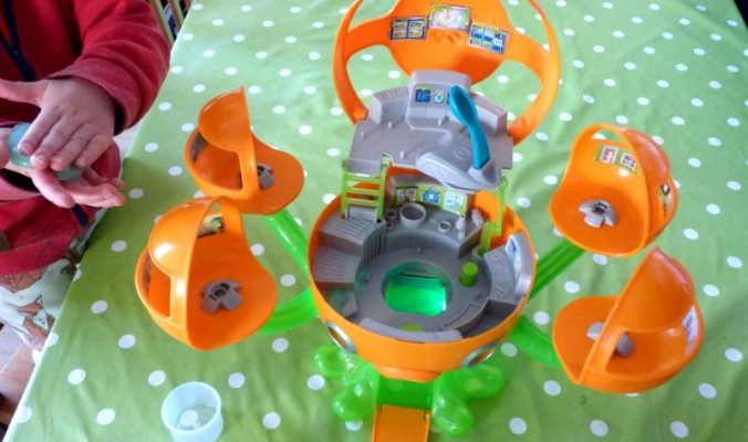 Octopod playset review