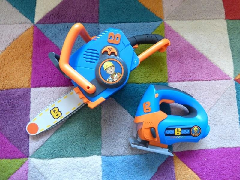 Bob the builder dress up review competition