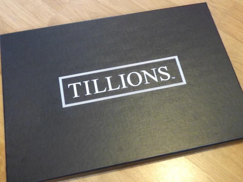 Tillions pattern tile review