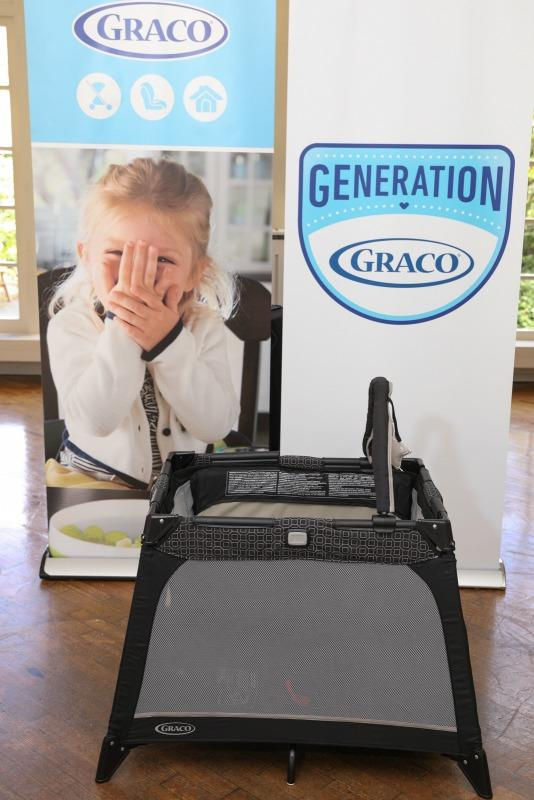 Generation Graco Blogger Event