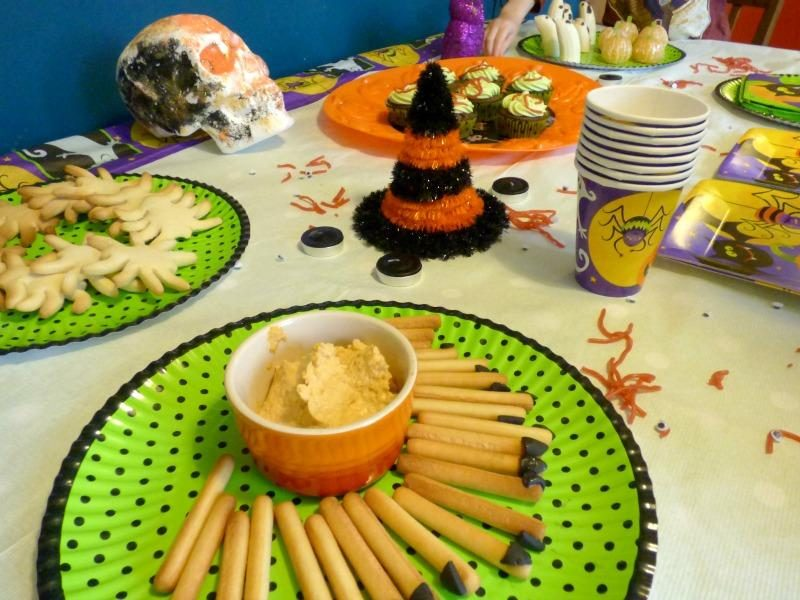 monster party food ideas