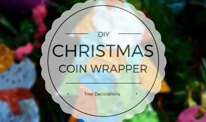 tree decoration upcycle