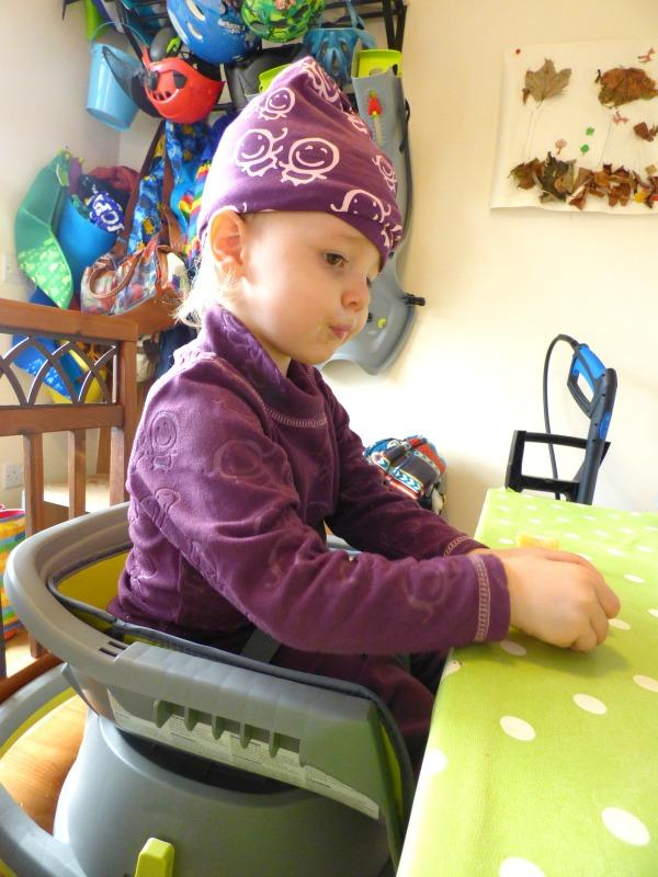 swivi booster seat review