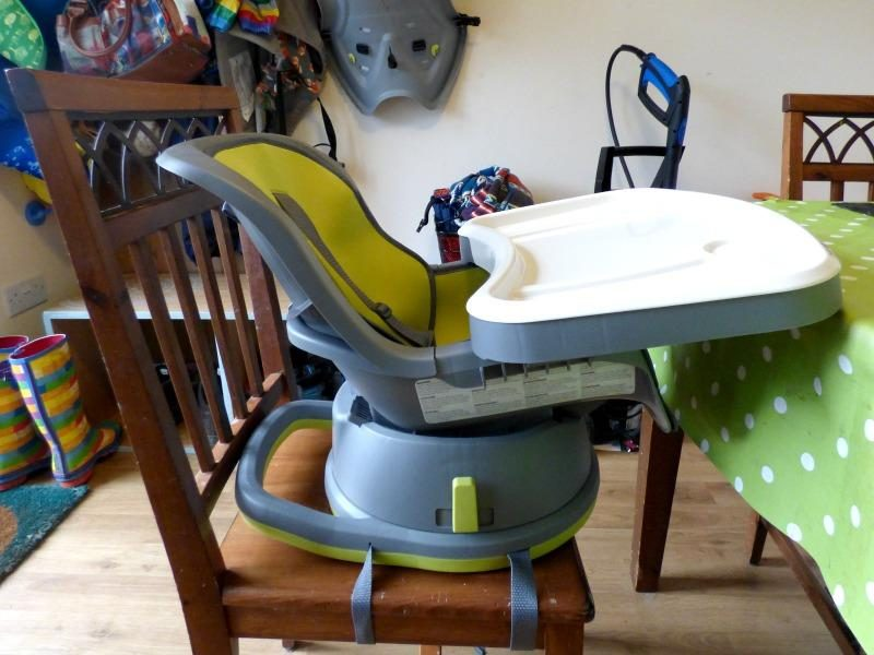 weaning booster seat
