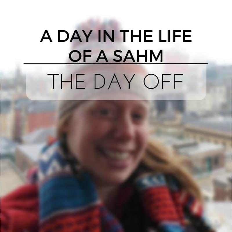 A DAY IN THE LIFE OF A SAHM (1)