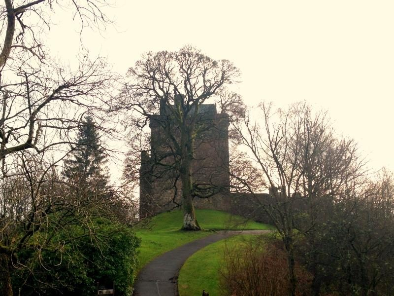 Scottish castle must see