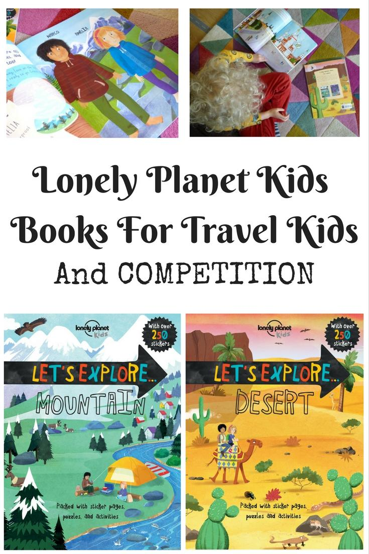 travel kids book