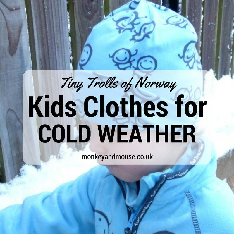 winter kids clothes