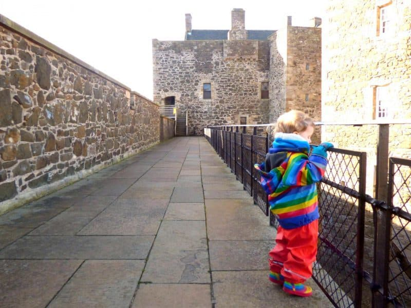 Blackness castle stem