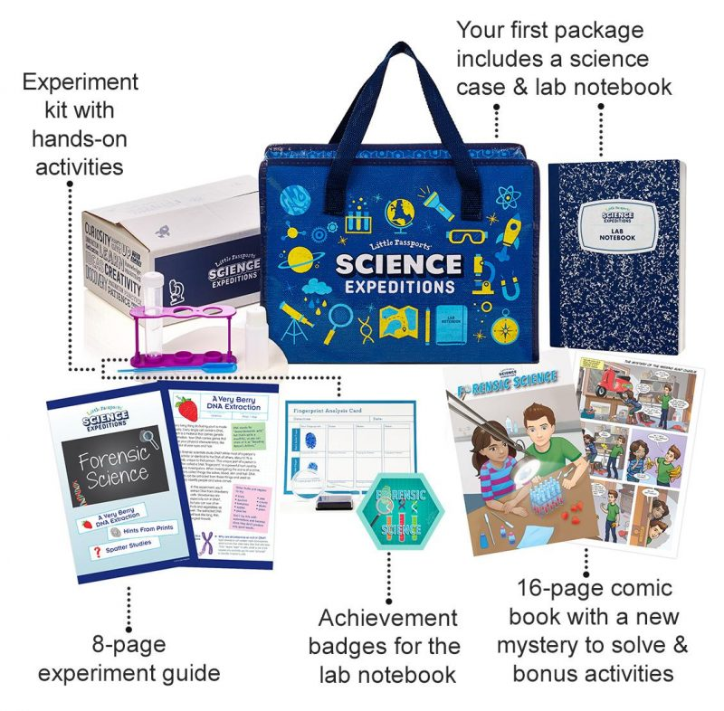 Science subscription